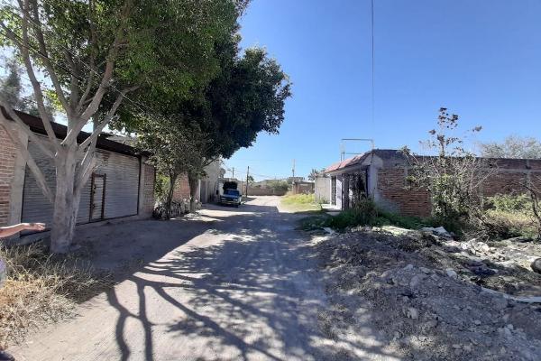 Foto de terreno habitacional en venta en privada santa fe 27, las pintas, el salto, jalisco, 0 No. 04