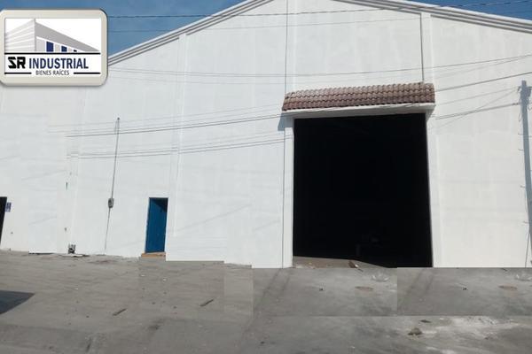 Foto de nave industrial en renta en privada santa lucia , apodaca centro, apodaca, nuevo león, 8080678 No. 01