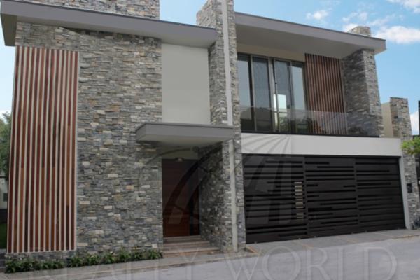 Foto de casa en venta en  , privada sierra madre, san pedro garza garcía, nuevo león, 8869221 No. 01