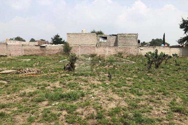 Foto de terreno habitacional en venta en privada sin nombre , san lorenzo, zumpango, méxico, 9131213 No. 02
