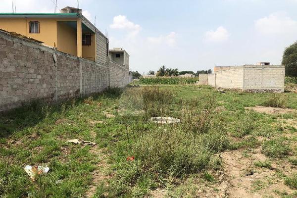 Foto de terreno habitacional en venta en privada sin nombre , san lorenzo, zumpango, méxico, 9131213 No. 04