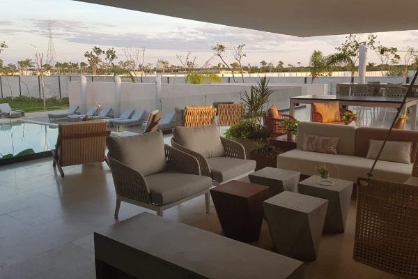 Foto de terreno habitacional en venta en privada soluna , temozon norte, mérida, yucatán, 5935661 No. 21