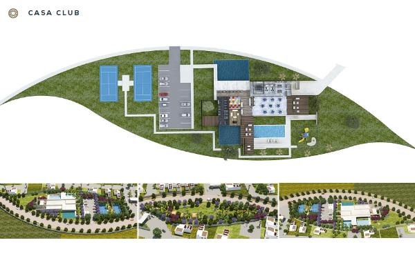 Foto de terreno habitacional en venta en privada soluna , temozon norte, mérida, yucatán, 5935661 No. 31