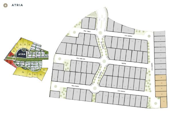 Foto de terreno habitacional en venta en privada soluna , temozon norte, mérida, yucatán, 5935661 No. 33