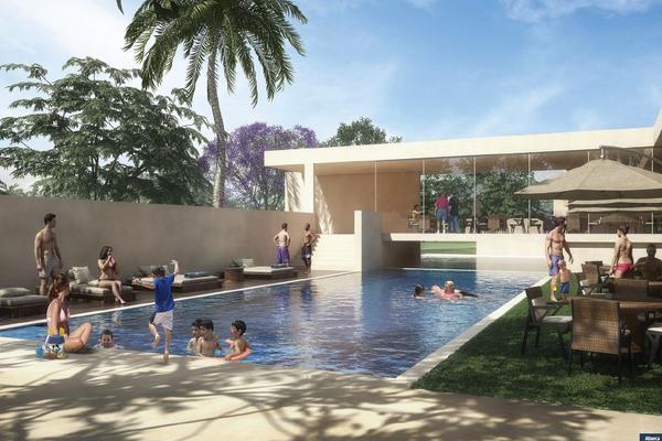 Foto de terreno habitacional en venta en privada soluna , temozon norte, mérida, yucatán, 6136985 No. 01
