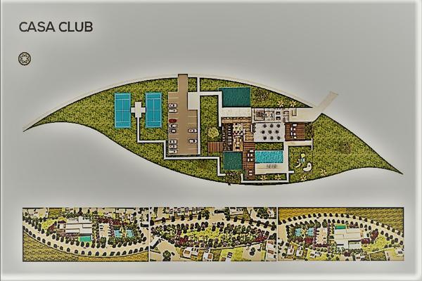 Foto de terreno habitacional en venta en privada soluna , temozon norte, mérida, yucatán, 6136985 No. 05