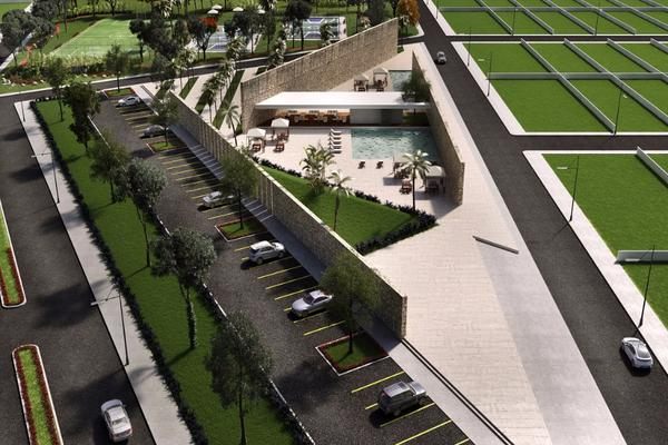 Foto de terreno habitacional en venta en privada tágora , conkal, conkal, yucatán, 3246792 No. 04