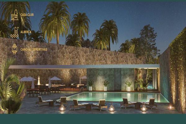 Foto de terreno habitacional en venta en privada tágora , conkal, conkal, yucatán, 3246792 No. 11