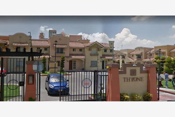 Foto de casa en venta en privada thyone 35, jardines de xonacahuacan, tecámac, méxico, 11918648 No. 01