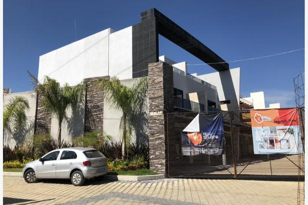 Foto de casa en venta en privada torrecillas 413-401, santiago momoxpan, san pedro cholula, puebla, 5958987 No. 01