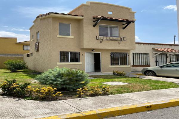 Foto de casa en venta en privada turmiel 2, unidad aa, manzana 67, lt. 7, quinta etapa , real del cid, tecámac, méxico, 21497732 No. 01
