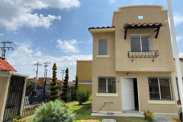 Foto de casa en venta en privada turmiel 2, unidad aa, manzana 67, lt. 7, quinta etapa , real del cid, tecámac, méxico, 21497732 No. 02