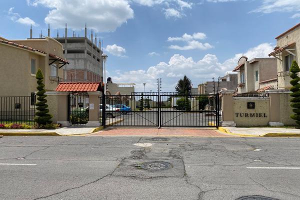 Foto de casa en venta en privada turmiel 2, unidad aa, manzana 67, lt. 7, quinta etapa , real del cid, tecámac, méxico, 21497732 No. 03