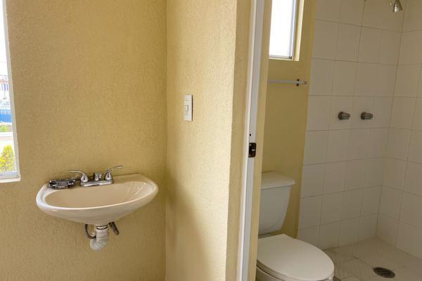 Foto de casa en venta en privada turmiel 2, unidad aa, manzana 67, lt. 7, quinta etapa , real del cid, tecámac, méxico, 21497732 No. 17