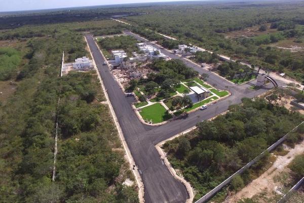 Foto de terreno habitacional en venta en privada zelena , verde limón conkal, conkal, yucatán, 3729820 No. 02