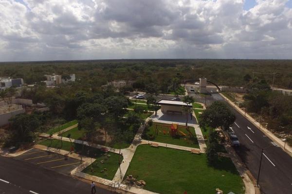 Foto de terreno habitacional en venta en privada zelena , verde limón conkal, conkal, yucatán, 3729820 No. 03
