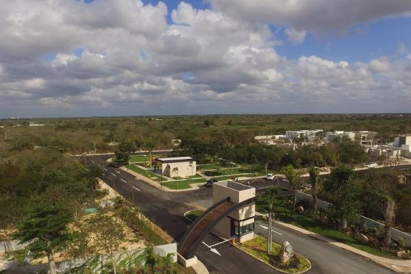 Foto de terreno habitacional en venta en privada zelena , verde limón conkal, conkal, yucatán, 3729820 No. 04