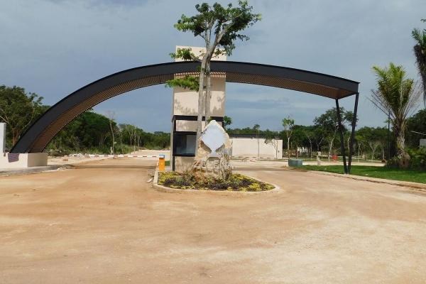 Foto de terreno habitacional en venta en privada zelena , verde limón conkal, conkal, yucatán, 3729820 No. 05