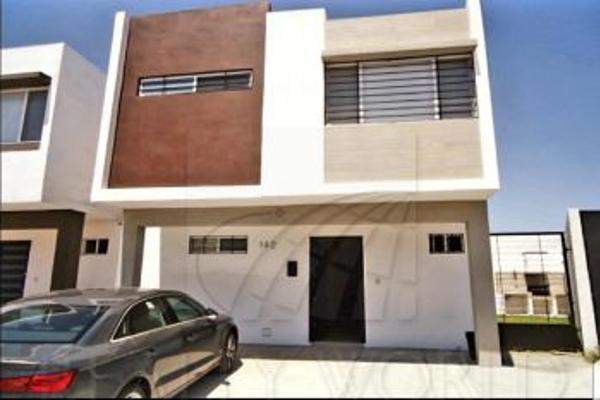 Foto de casa en renta en  , privalia concordia, apodaca, nuevo león, 5377147 No. 01