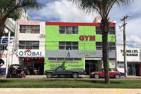 Foto de edificio en venta en prof. everardo gámiz , del maestro, durango, durango, 5894980 No. 01