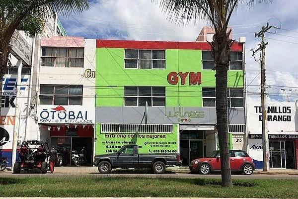 Foto de edificio en venta en prof. everardo gámiz , rosas del tepeyac, durango, durango, 5894980 No. 01