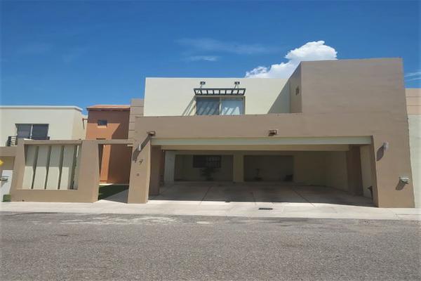 Foto de casa en venta en prof. jose velarde 17, santa bárbara, hermosillo, sonora, 20398439 No. 01
