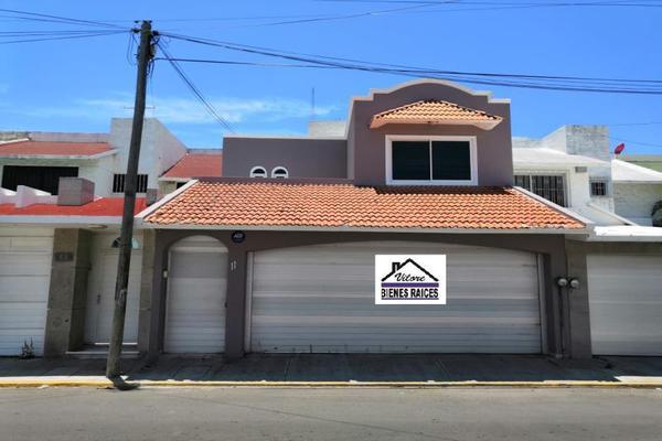 Foto de casa en renta en progreso 11, jardines de mocambo, boca del río, veracruz de ignacio de la llave, 8381763 No. 01
