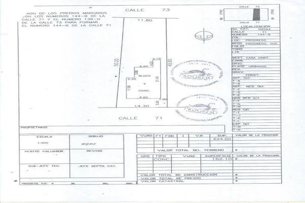 Foto de edificio en venta en  , progreso de castro centro, progreso, yucatán, 20039401 No. 15