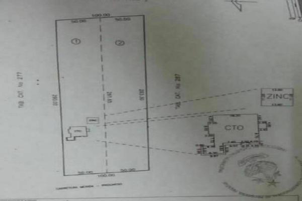Foto de terreno industrial en venta en  , progreso de castro centro, progreso, yucatán, 0 No. 01