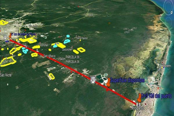 Foto de terreno industrial en venta en  , progreso de castro centro, progreso, yucatán, 0 No. 02