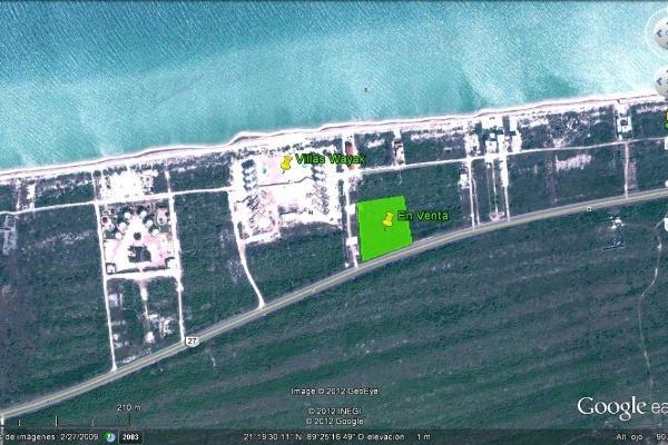 Foto de terreno habitacional en venta en  , progreso de castro centro, progreso, yucatán, 3158124 No. 03