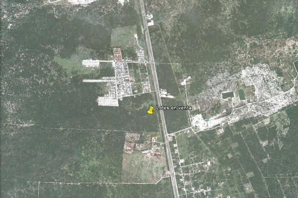 Foto de terreno habitacional en venta en  , progreso de castro centro, progreso, yucatán, 5667772 No. 01