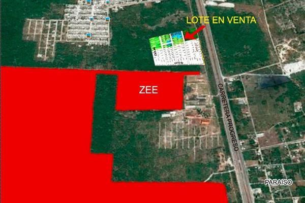 Foto de terreno habitacional en venta en  , progreso de castro centro, progreso, yucatán, 5667772 No. 02