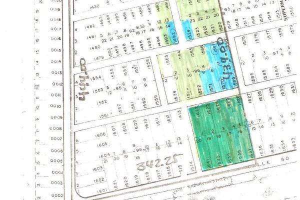 Foto de terreno habitacional en venta en  , progreso de castro centro, progreso, yucatán, 5667772 No. 05