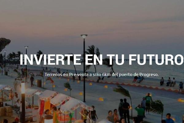Foto de terreno habitacional en venta en  , progreso de castro centro, progreso, yucatán, 7860092 No. 01