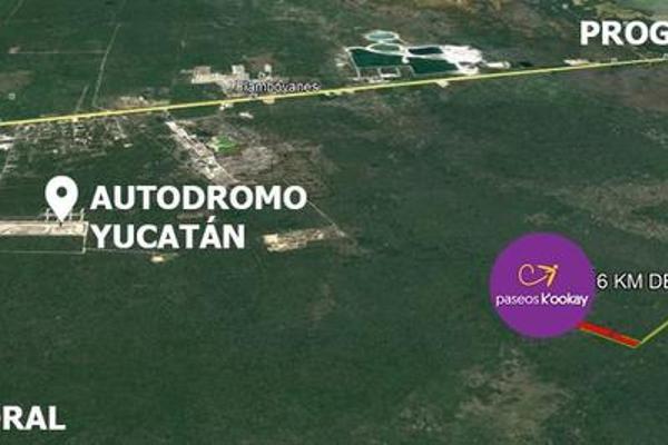 Foto de terreno habitacional en venta en  , progreso de castro centro, progreso, yucatán, 7860092 No. 04