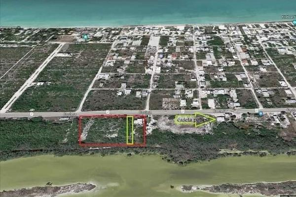 Foto de terreno comercial en venta en  , progreso de castro centro, progreso, yucatán, 7861070 No. 01