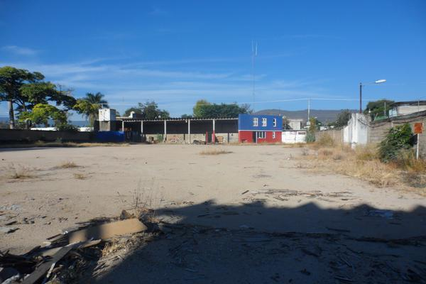 Foto de terreno comercial en venta en progreso , santa cruz xoxocotlan, santa cruz xoxocotlán, oaxaca, 7206401 No. 01