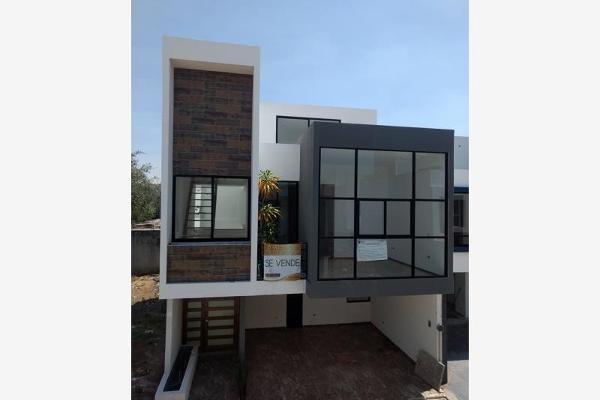 Foto de casa en venta en prolongacion 12 norte 2812, cholula, san pedro cholula, puebla, 3433996 No. 01