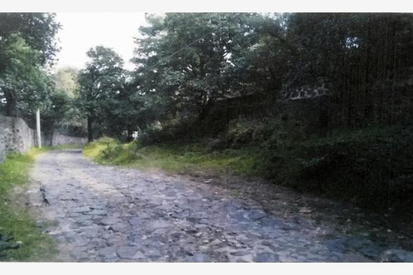 Foto de terreno habitacional en venta en prolongación 5 de febrero 221, santiago tepalcatlalpan, xochimilco, df / cdmx, 9914437 No. 03