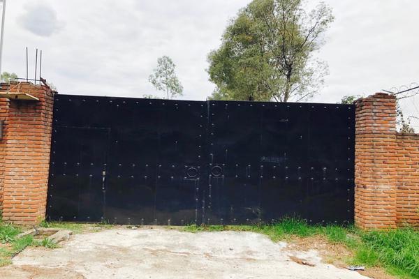 Foto de terreno habitacional en renta en prolongación 5 de mayo , merced gómez, álvaro obregón, df / cdmx, 16354141 No. 03