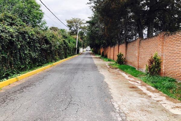 Foto de terreno habitacional en renta en prolongación 5 de mayo , merced gómez, álvaro obregón, df / cdmx, 16354141 No. 06