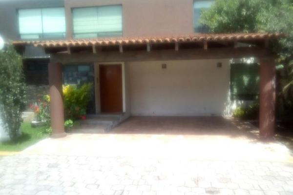 Foto de casa en venta en prolongacion 6 norte 44, los sauces, puebla, puebla, 5935523 No. 01