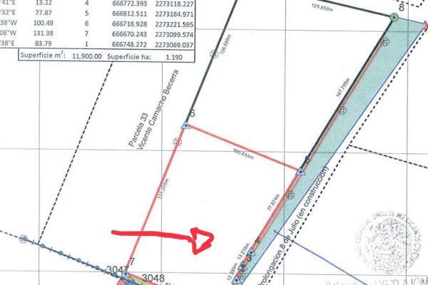 Foto de terreno habitacional en venta en prolongación 8 de julio , la calerilla, san pedro tlaquepaque, jalisco, 5934079 No. 04