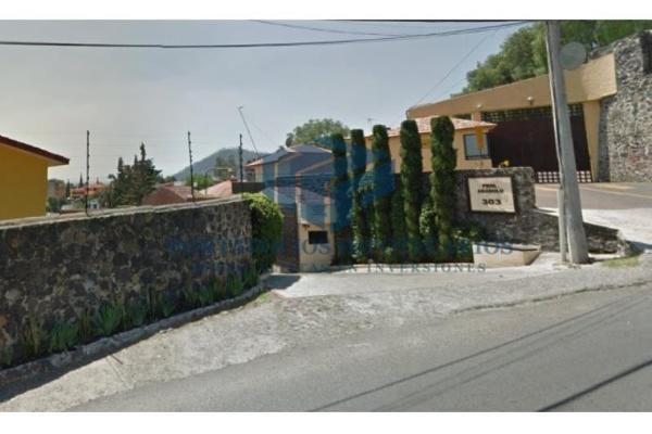 Foto de casa en venta en prolongación abasolo 303, valle de tepepan, tlalpan, df / cdmx, 5695910 No. 01