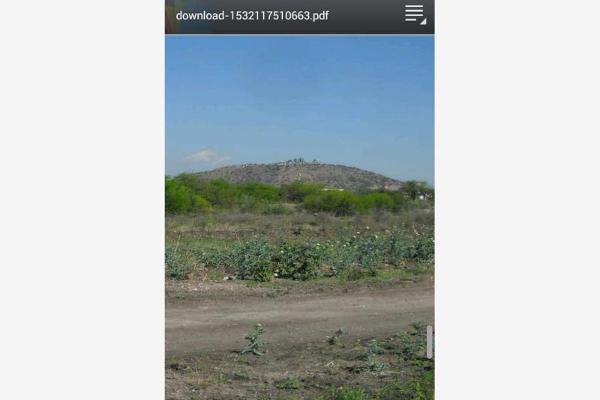 Foto de terreno habitacional en venta en prolongacion ámsterdam 1, ámsterdam, corregidora, querétaro, 6170759 No. 04