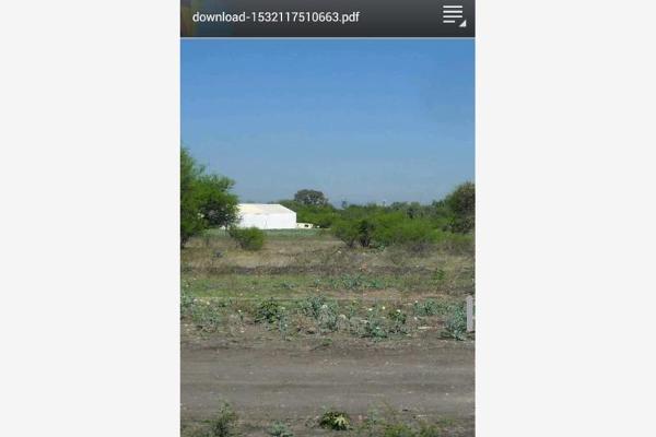 Foto de terreno habitacional en venta en prolongacion ámsterdam 1, ámsterdam, corregidora, querétaro, 6170759 No. 06