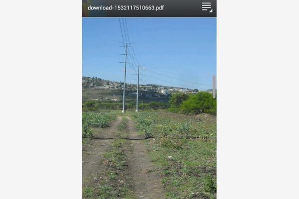 Foto de terreno habitacional en venta en prolongacion ámsterdam 1, ámsterdam, corregidora, querétaro, 6170759 No. 07