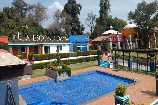 Foto de edificio en venta en prolongación avenida san mateo , san mateo xoloc, tepotzotlán, méxico, 5707265 No. 01