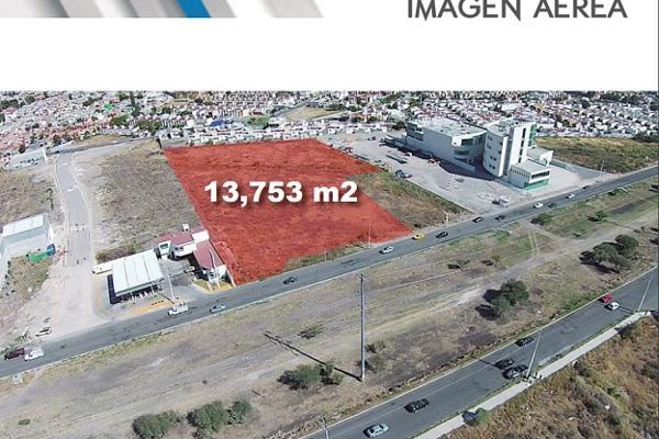 Foto de terreno comercial en venta en prolongación bernardo quintana , cerrito colorado, querétaro, querétaro, 3732124 No. 01
